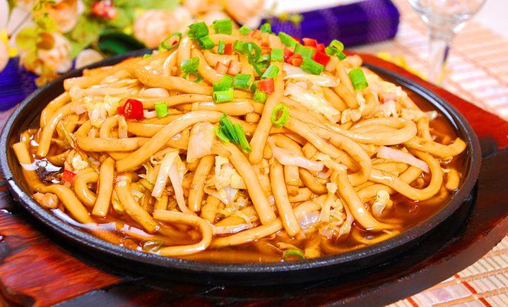 韩国铁板炒饭