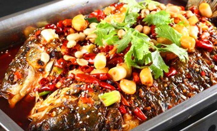 重庆三峡烤鱼