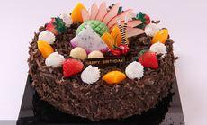 缘心蛋糕坊14英寸蛋糕