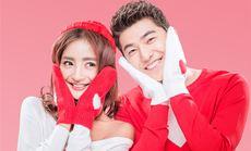 韩国悦幕摄影情侣照