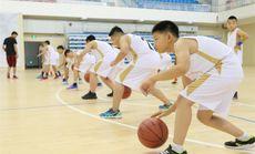 天天尚翔青少年篮球训练营