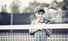 齐动力专业儿童网球体验课