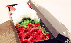 CBD红玫瑰礼盒套装