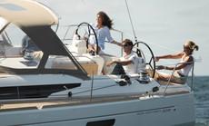 乐海游艇法国55尺博纳多