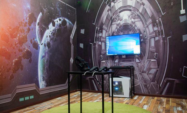 平行空间VR体验馆