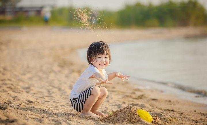 一米阳光儿童摄影