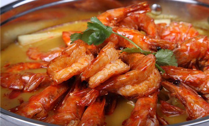 虾吃虾涮·虾火锅