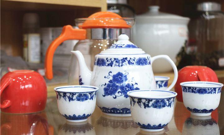 百草缘凉茶