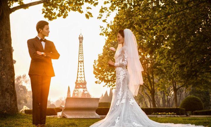 绝摄婚纱摄影 - 大图