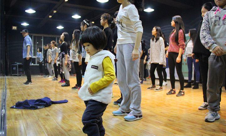 街舞IS舞蹈工作室(银河店)