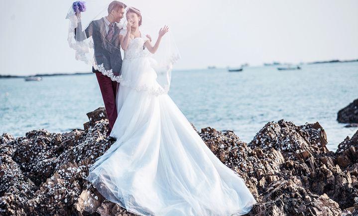 黄岛爱度个性婚纱摄影工作室