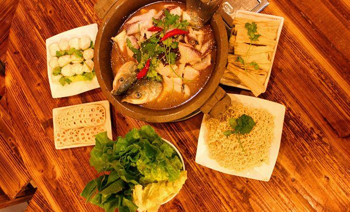 九门寨石锅鱼(羊桥店)