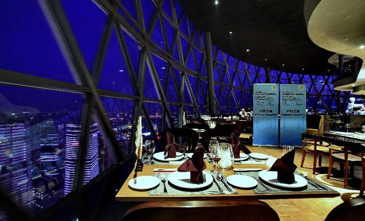 东方明珠旋转餐厅 - 大图