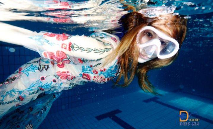 深蓝大连潜水游泳俱乐部