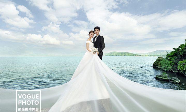 武汉娲格婚纱摄影店