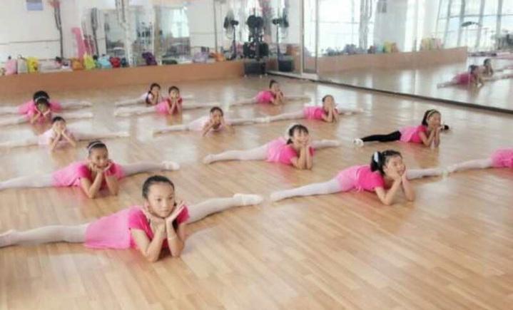 灵舞瑜伽舞蹈培训中心