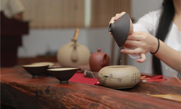井杨子茶艺培训