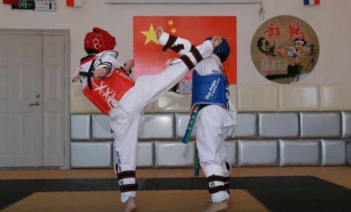 龙鹤跆拳道健身俱乐部