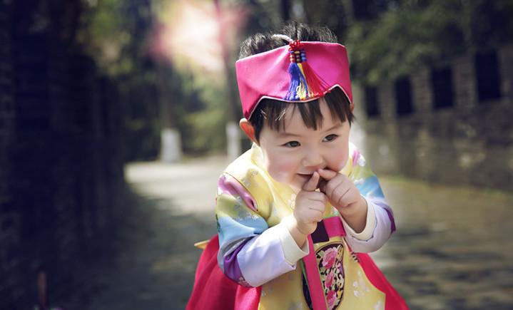 超级宝贝儿童摄影