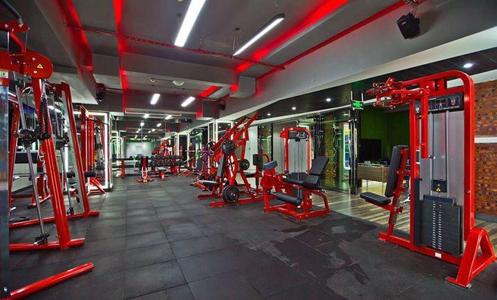 FM健身工作室