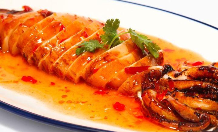美奈越式料理