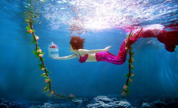 完美水下摄影