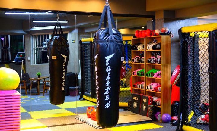 WAKE私人健身工作室