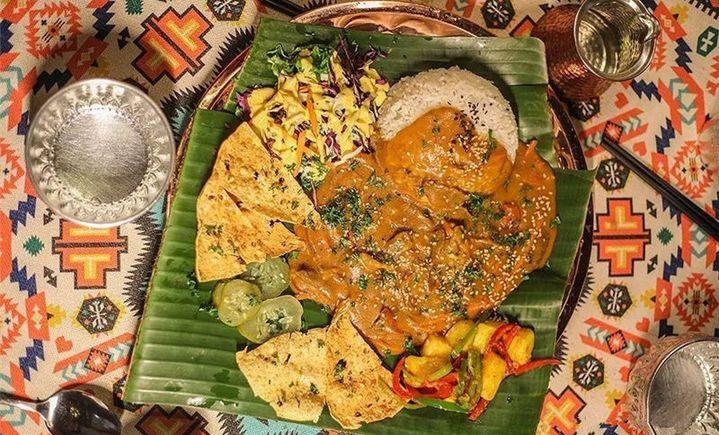 咖喱猫印度风情餐厅