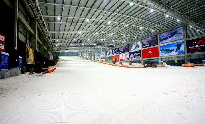 乔波滑雪场