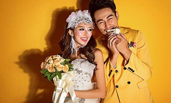 韩潮印象婚纱摄影