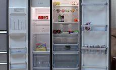 家福宁对开门冰箱清洗