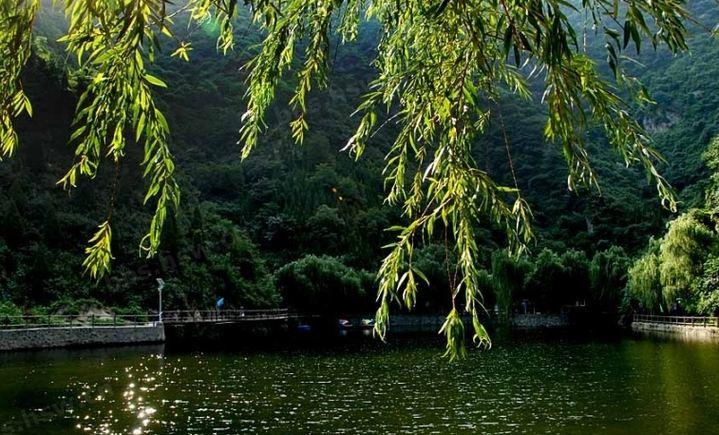 金龙峡风景区