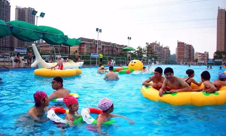 奥升游泳馆