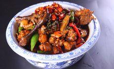 沂蒙炒鸡四人餐