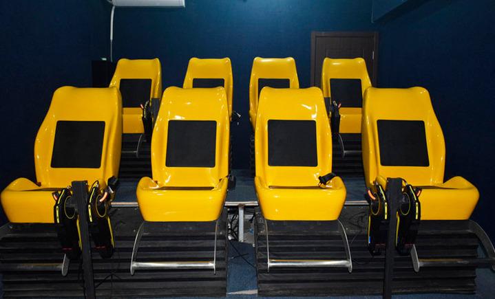 7D多人互动影院