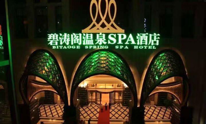碧涛阁温泉SPA酒店 - 大图