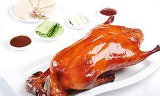京尊烤鸭8人套餐