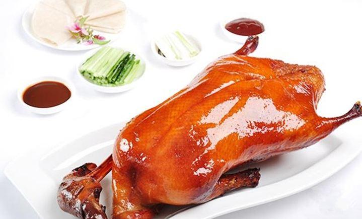 京尊烤鸭(万丰路店) - 大图