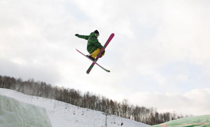 静之湖滑雪场 - 大图