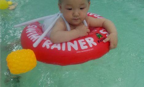 开心岛儿童游泳馆