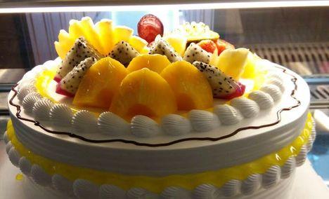 金亿蛋糕 - 大图
