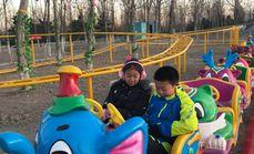 孩儿帮趣玩乐园小火车