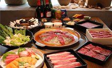 壹食壹客水煎肉自助晚餐