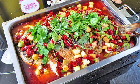 万州烤鱼家常菜