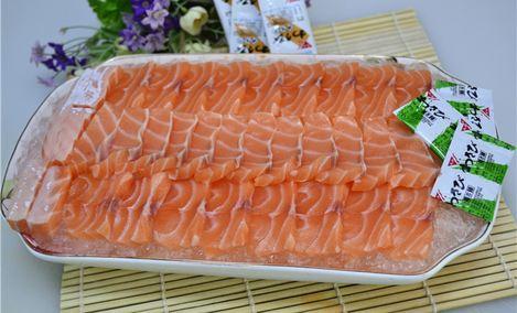 鲜记挪威三文鱼(沙苑市场店)