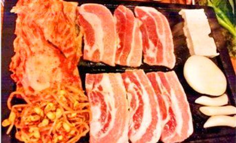 韩国餐厅 - 大图