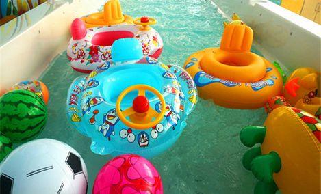 泡泡糖婴幼儿游泳馆