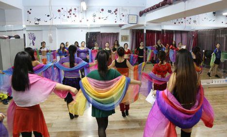艾米拉舞蹈培训