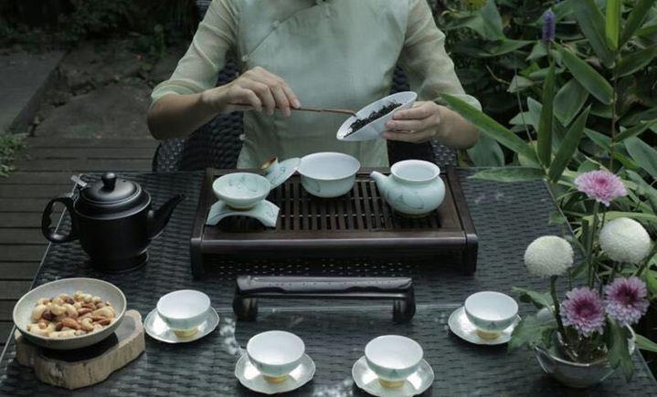 无花果茶艺体验馆 - 大图