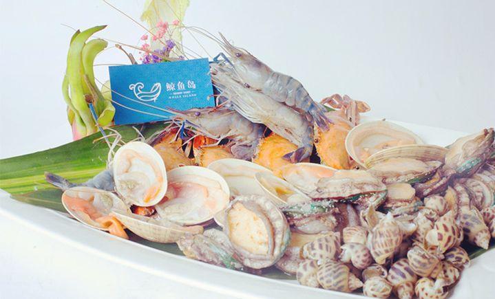 鲸鱼岛国际海鲜荟自助餐厅 - 大图